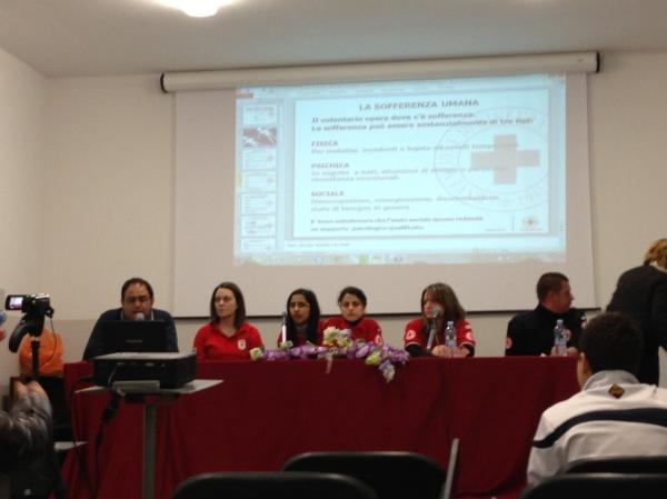 Conferenza Croce Rossa