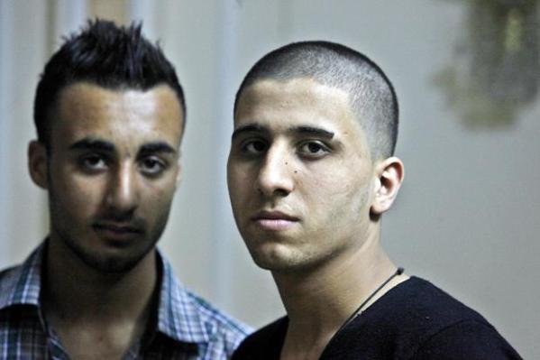Il giovane imbianchino Ayman al-Sayed